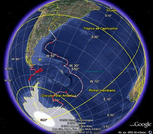 Resultado de imagen para atlantico sur
